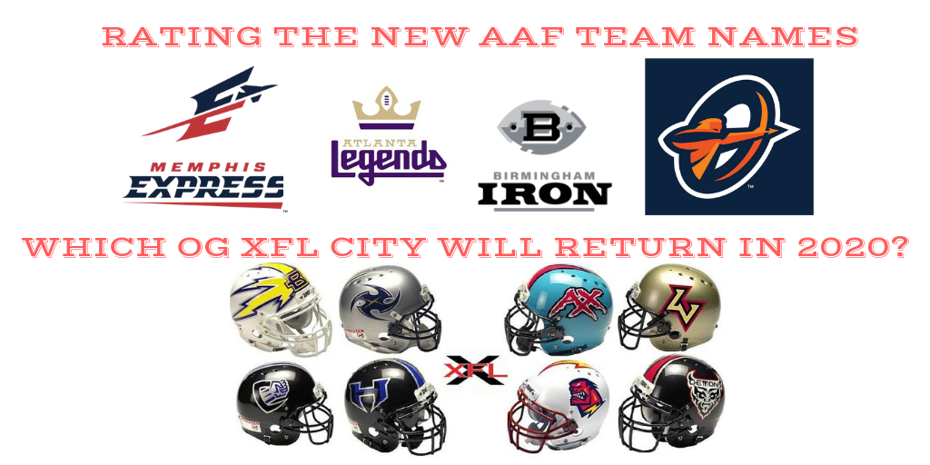 This is the XFL Show Episode 34  All Aboard the XFL Express! a79d4c17f